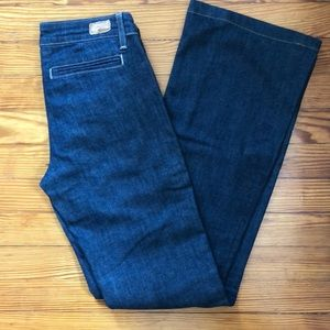 Paige denim, Coldwater Canyon, bell bottoms, 26